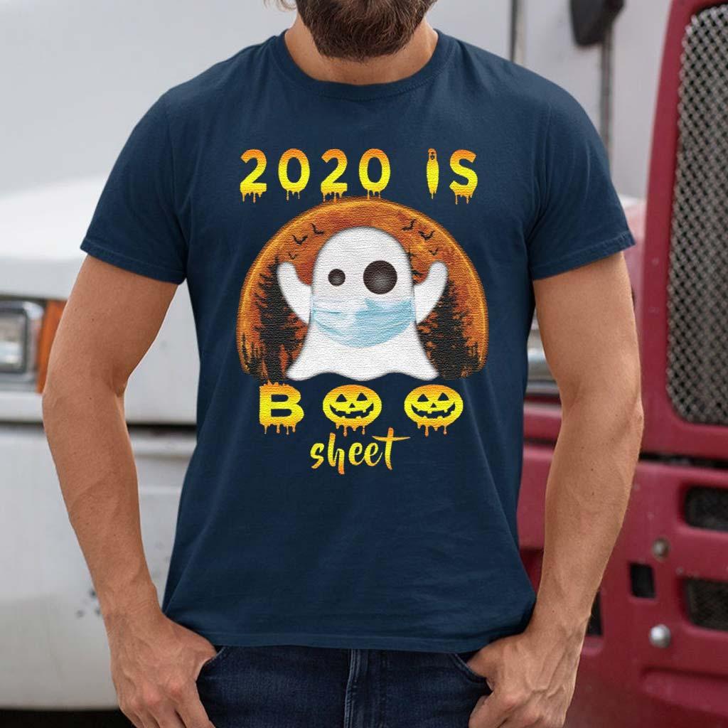 2020-Is-Boo-Sheet-Halloween-T-Shirt---Boo-Terrible-Year-2020-Shirt