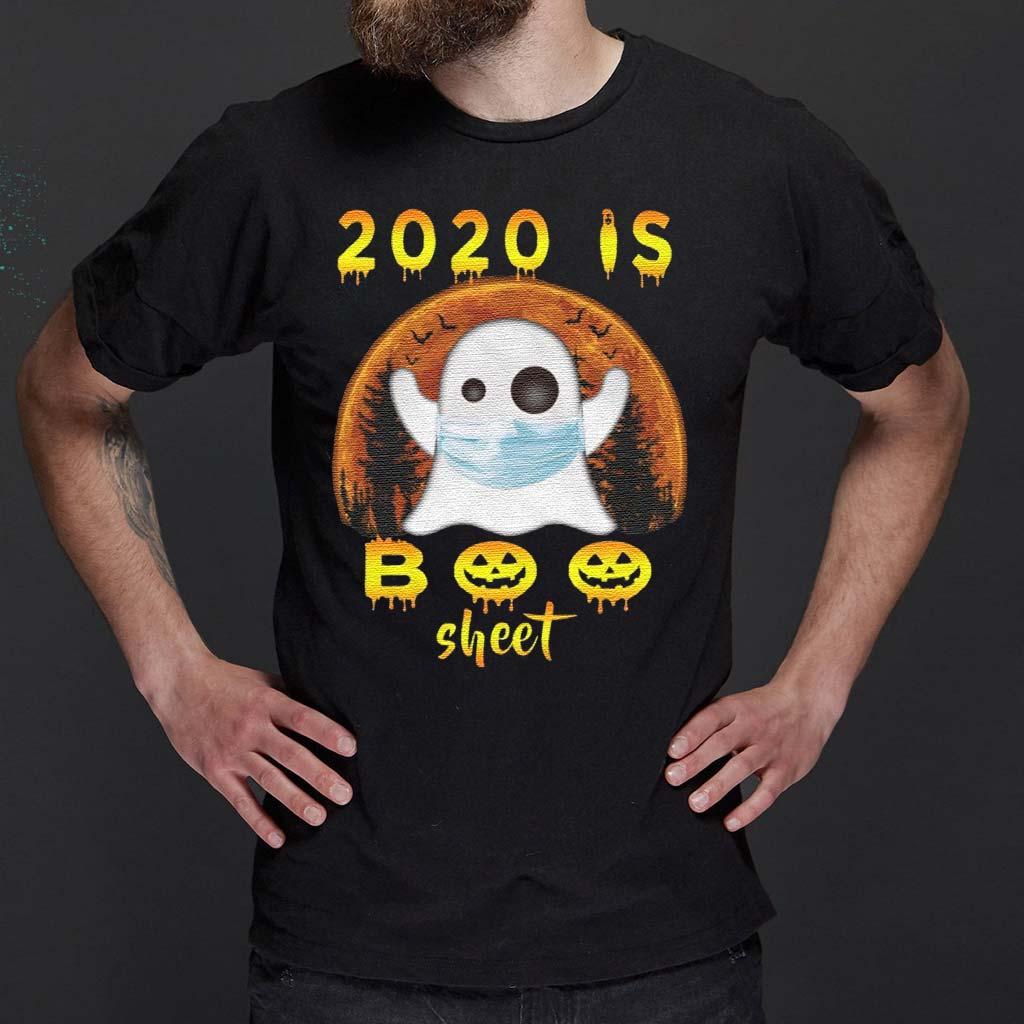 2020-Is-Boo-Sheet-Halloween-T-Shirt---Boo-Terrible-Year-2020-Shirts