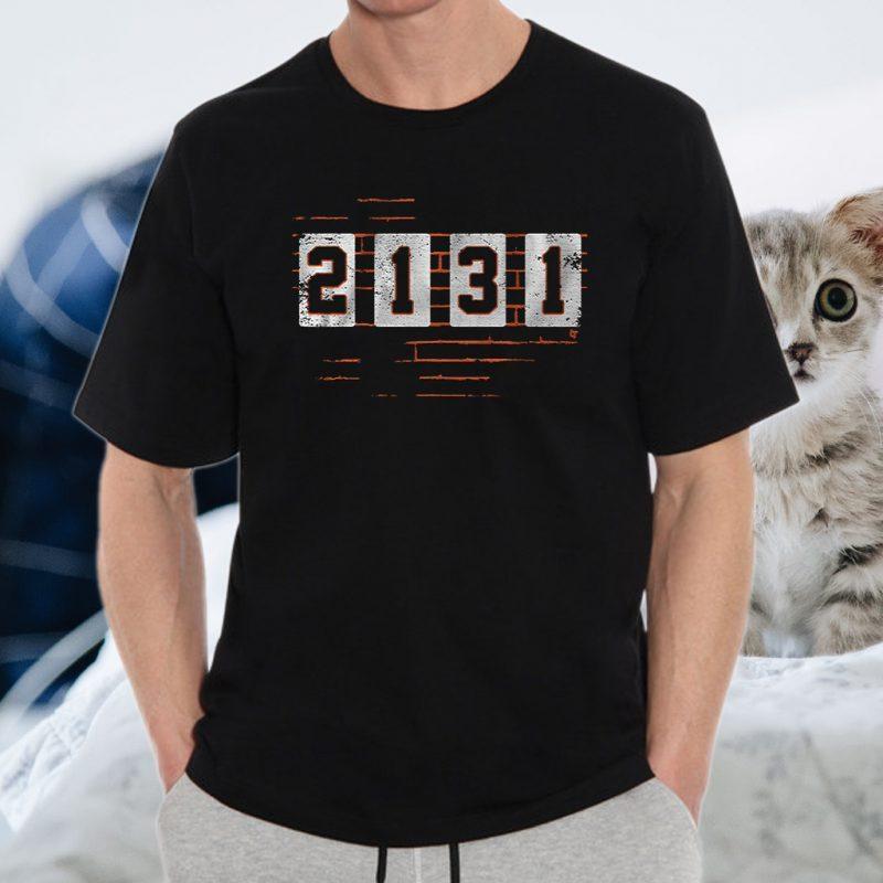 2131 warehouse T-Shirts