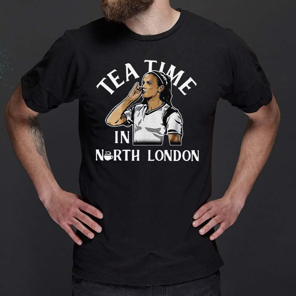 Alex-Morgan-Tea-Time-In-North-London-T-Shirts