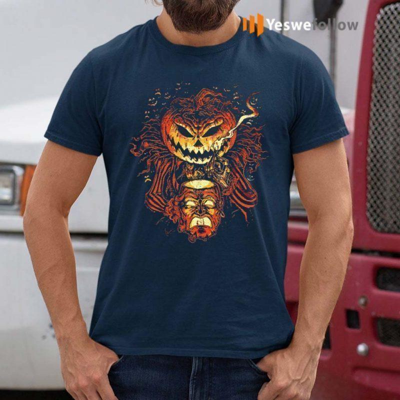 Alternative-Universe-Halloween-Scary-Pumpkin-Head-Lantern-T-Shirts