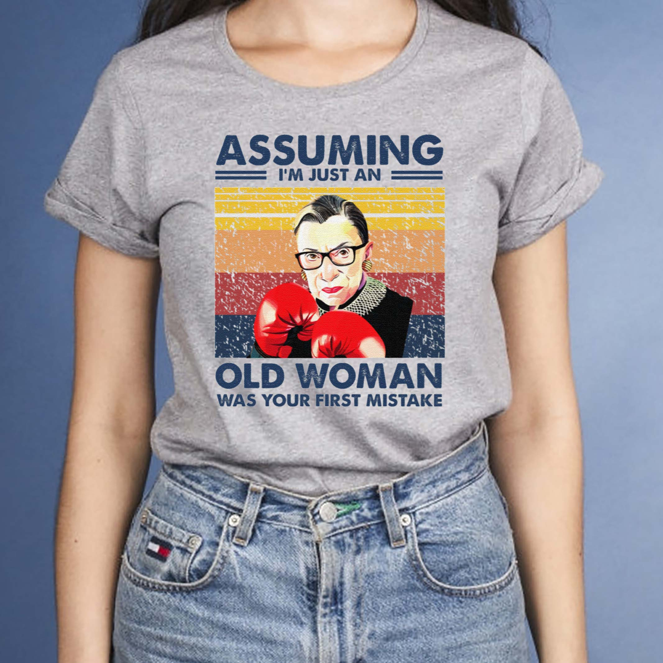 Assuming-I-Am-Just-An-Old-Woman-Ruth-Bader-Ginsburg-Boxing-Shirt
