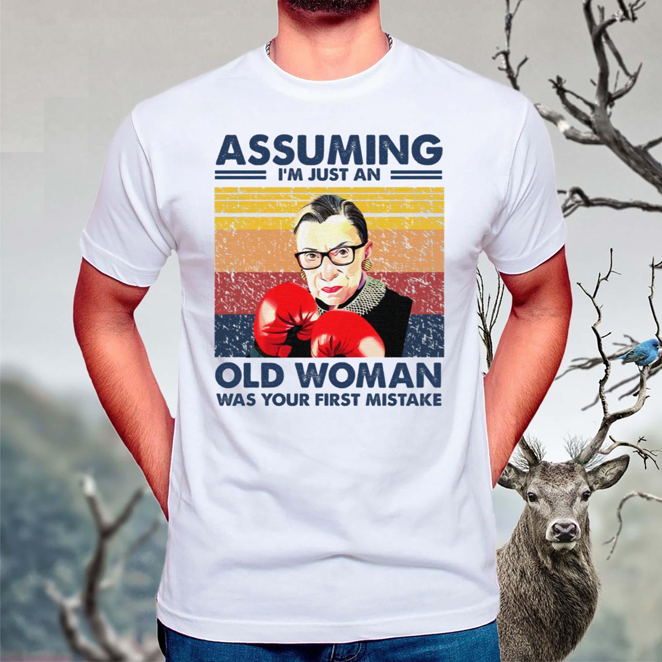 Assuming-I-Am-Just-An-Old-Woman-Ruth-Bader-Ginsburg-Boxing-Shirts