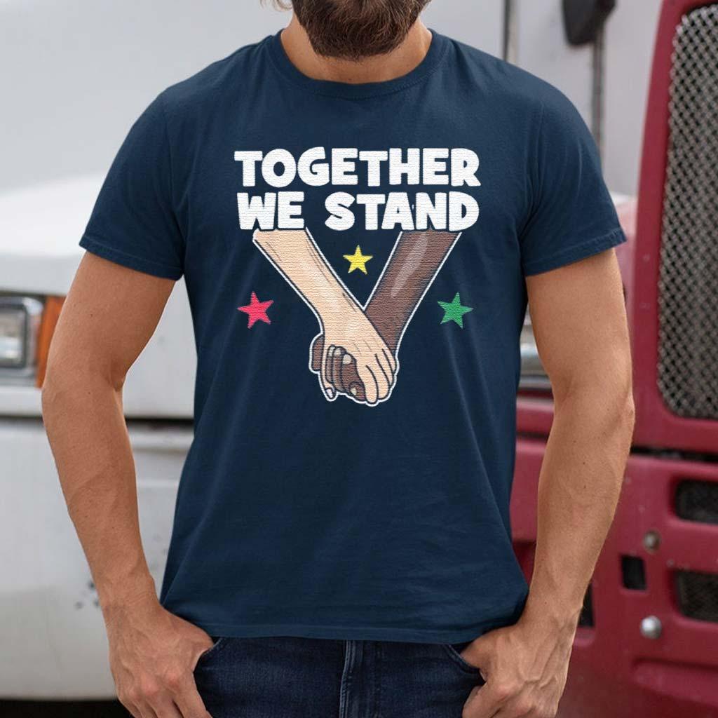 BLM-Together-We-Stand-Black-Lives-Matter-T-Shirts