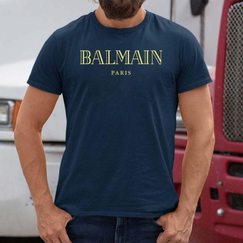 Balmain-Paris-T-Shirt