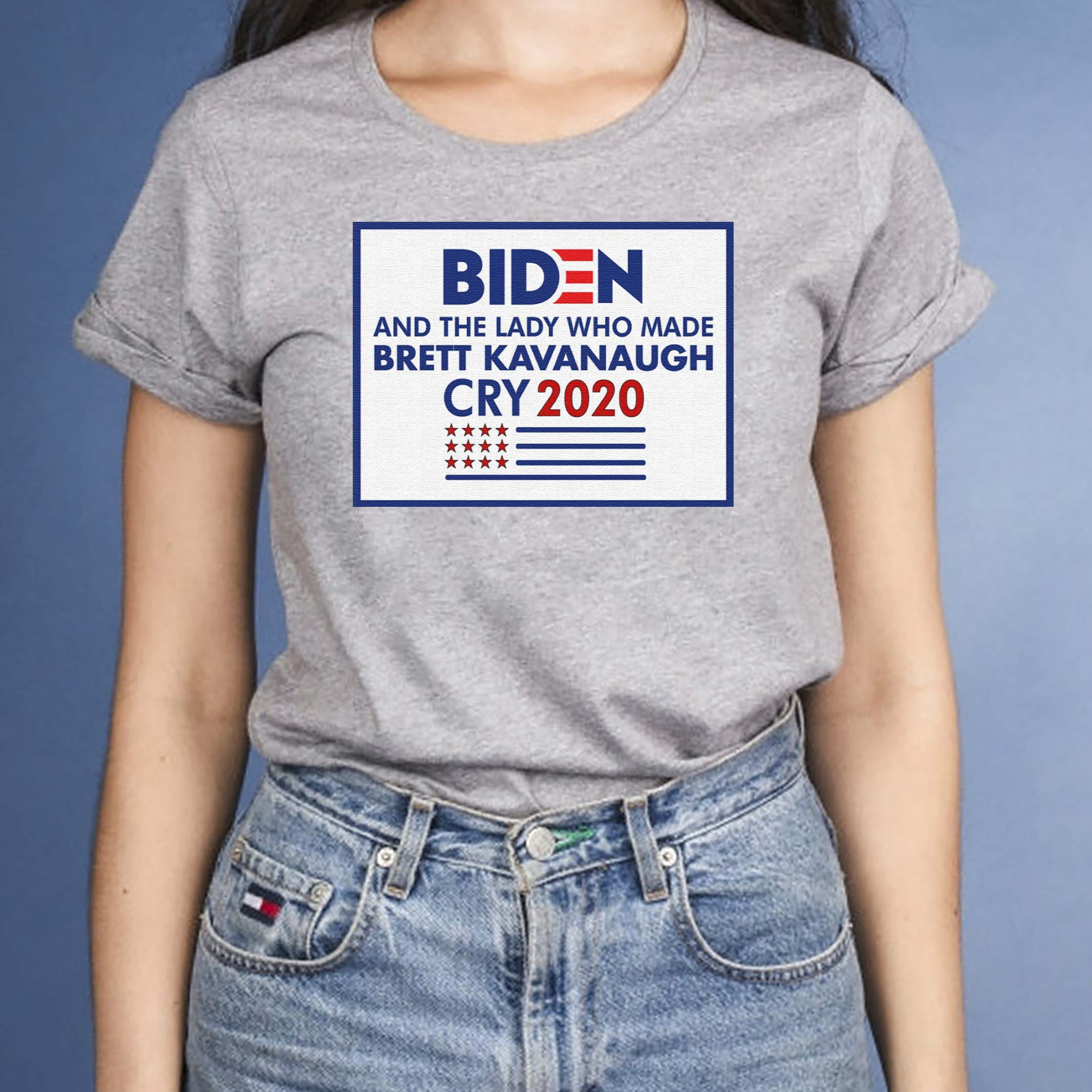 Biden-And-The-Lady-Who-Made-Brett-Kavanaugh-Cry-2020-T-Shirt