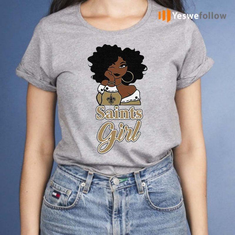 Black-Girl-Oklahoma-Saints-Shirts