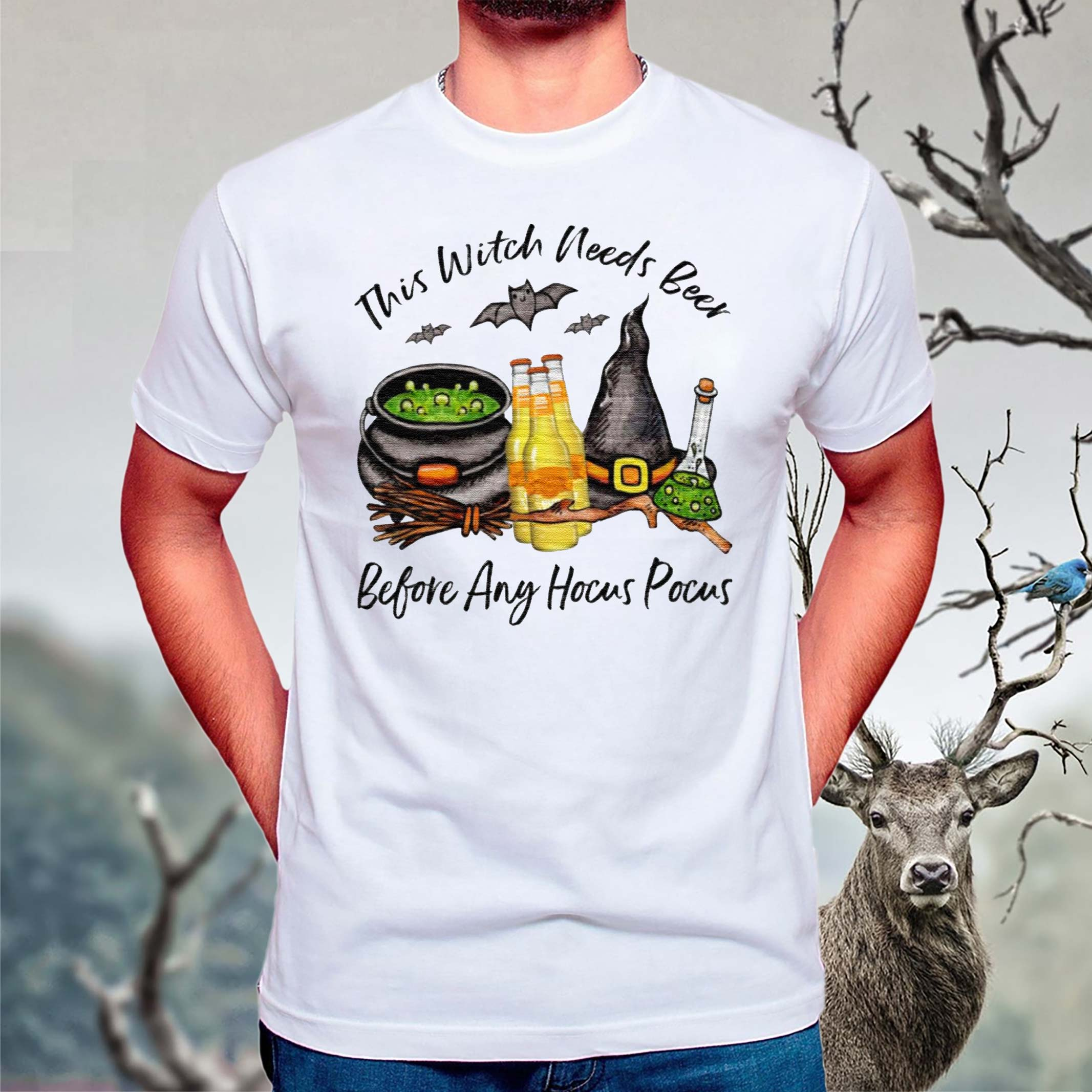 Bud-Light-Orange-Bottle-This-Witch-Needs-Beer-Before-Any-Hocus-Pocus-T-Shirts