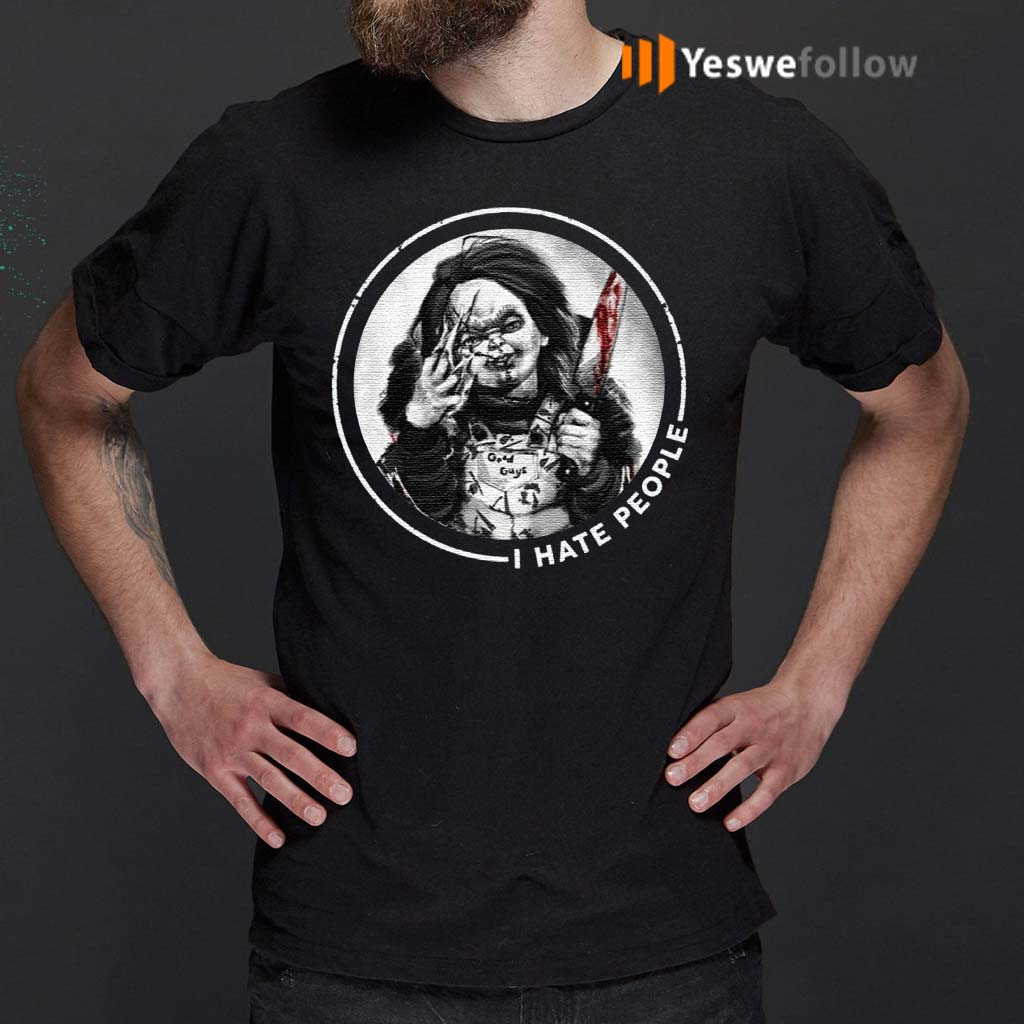 Chucky-Doll-I-Hate-People-Halloween-T-Shirt