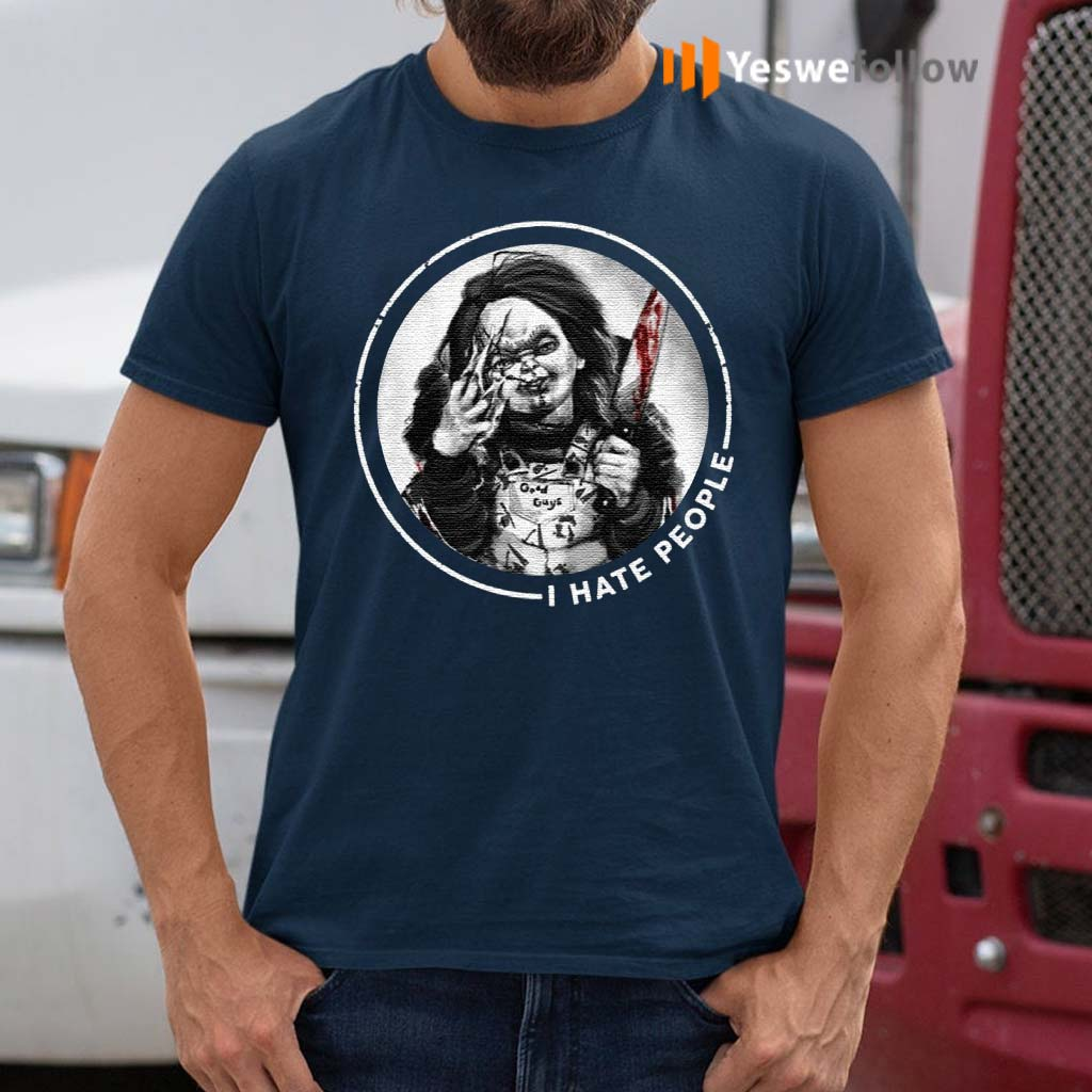 Chucky-Doll-I-Hate-People-Halloween-T-Shirts