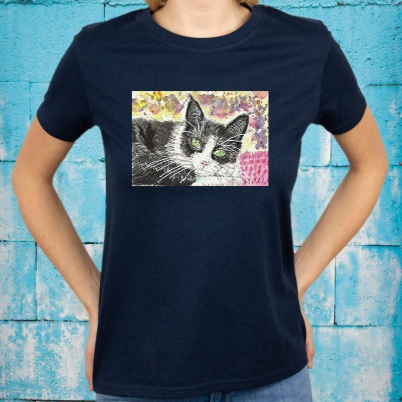 Cute kitty cat T-Shirt