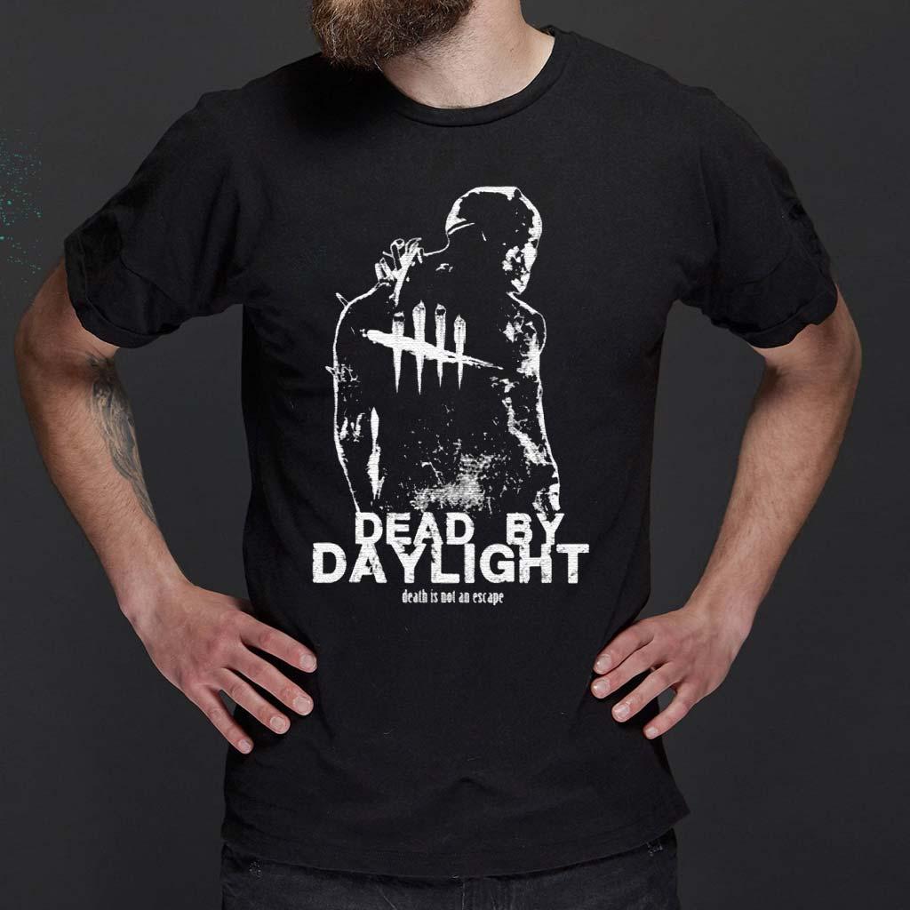 Dead-by-Daylight-Dead-is-not-an-escape-Shirt