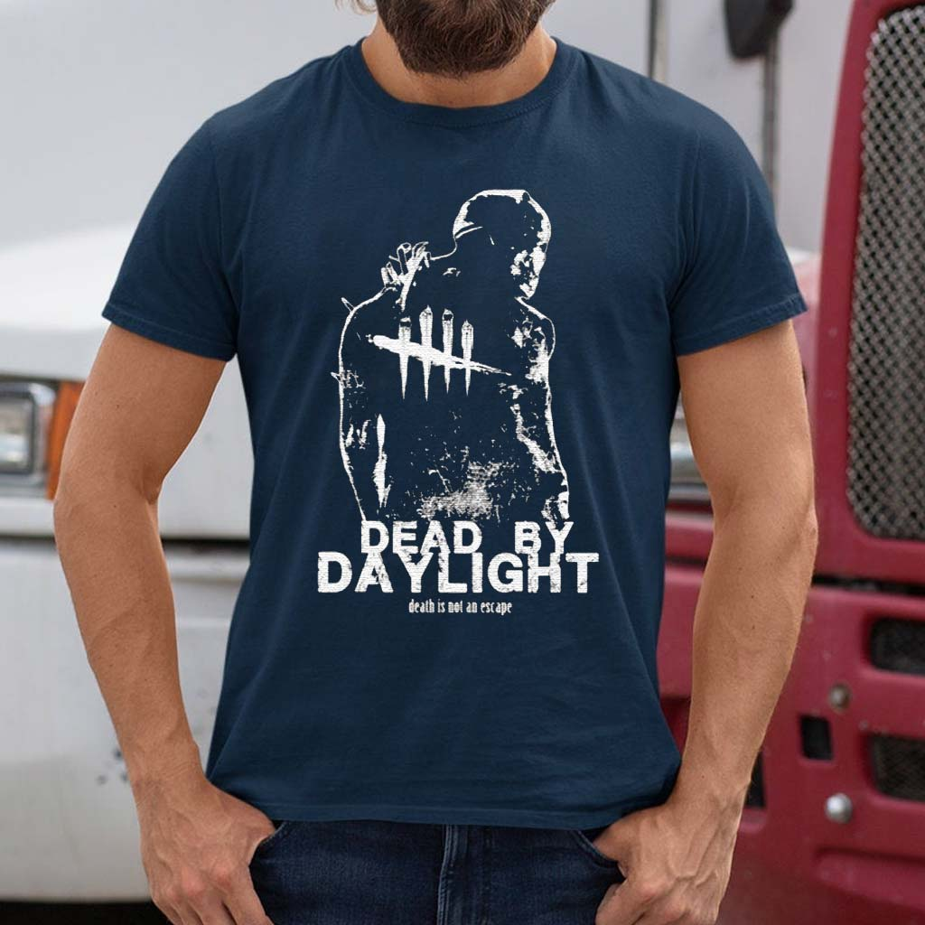 Dead-by-Daylight-Dead-is-not-an-escape-Shirts