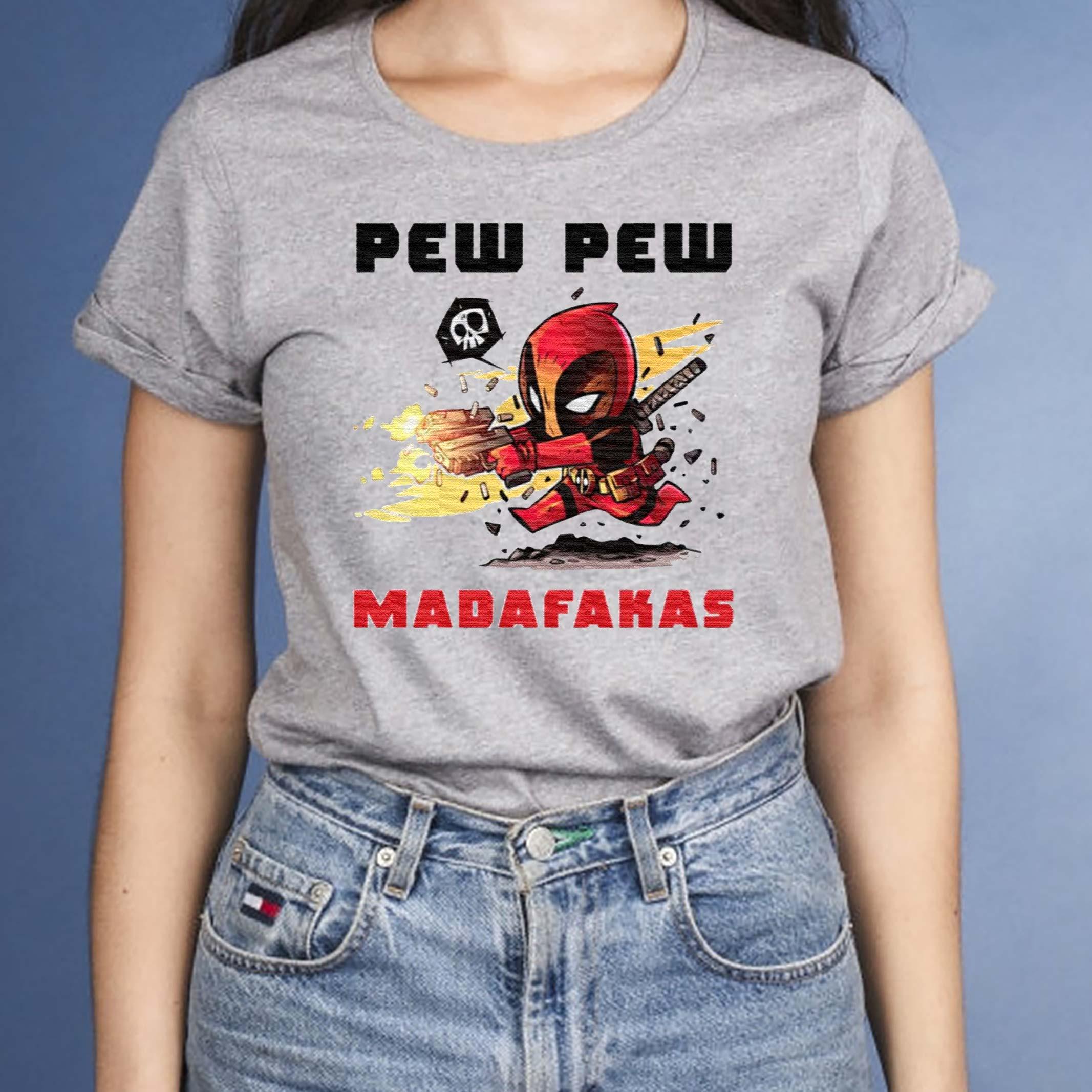 Deadpool-Pew-Pew-Madafakas-shirts