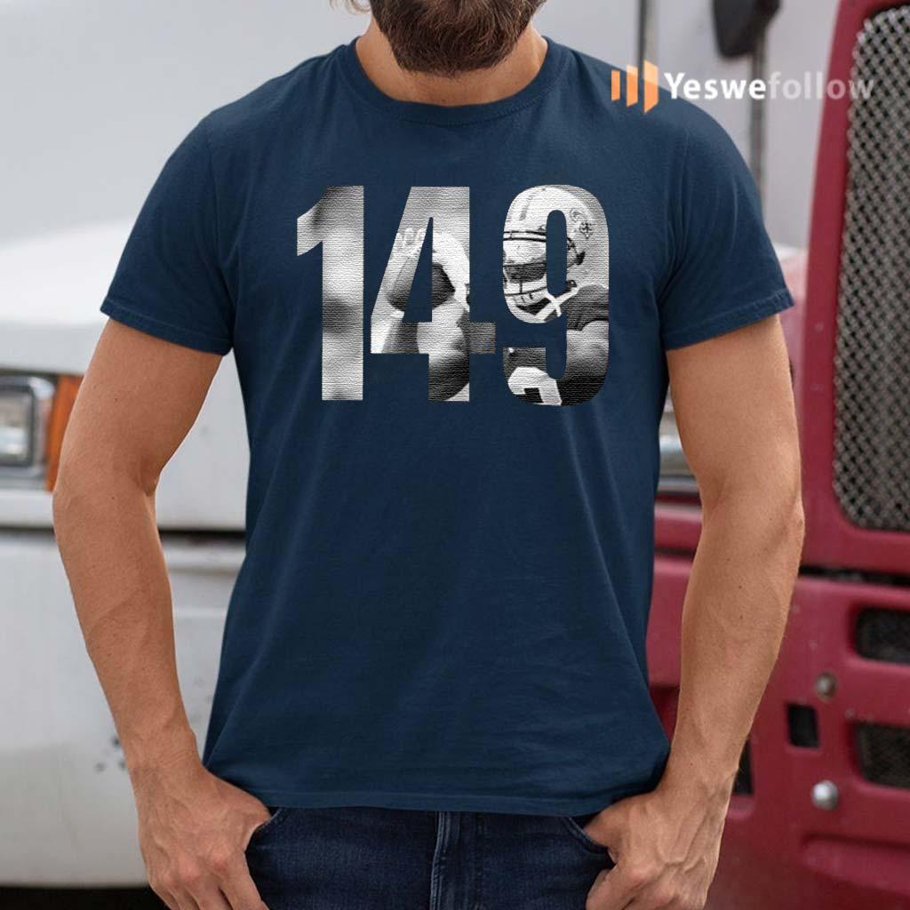 Drew-Brees-149-T-Shirt