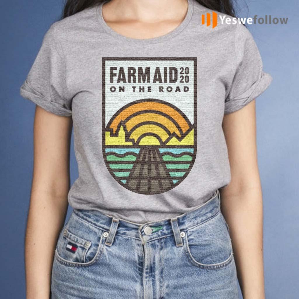 Farm-Aid-2020-T-Shirt