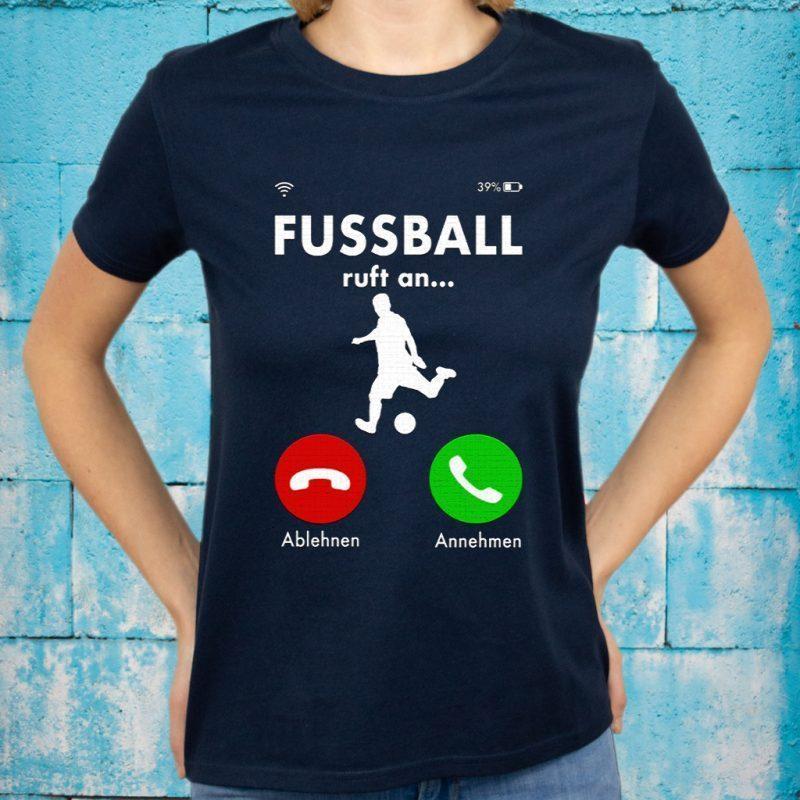 Football Soccer Player Saying Funny Gift T-Shirts