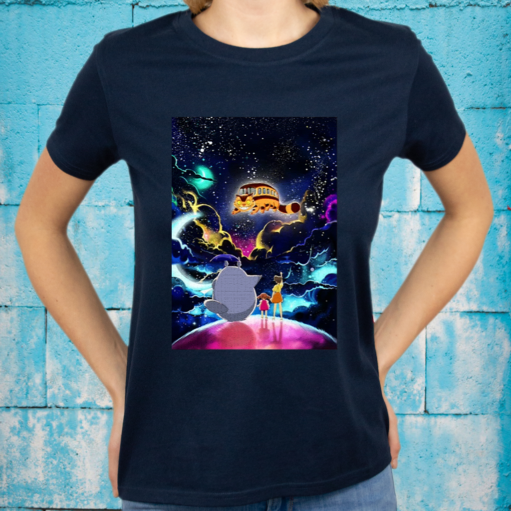 GB The Magic Catbus T-Shirts