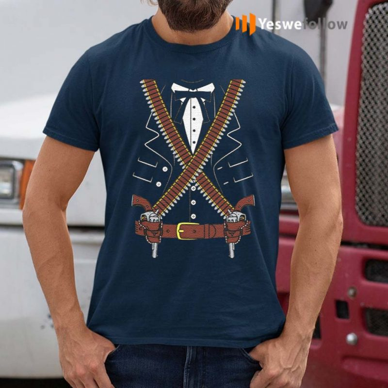 Gunslinger-Sheriff-With-Two-Guns-Halloween-Costume-Shirts