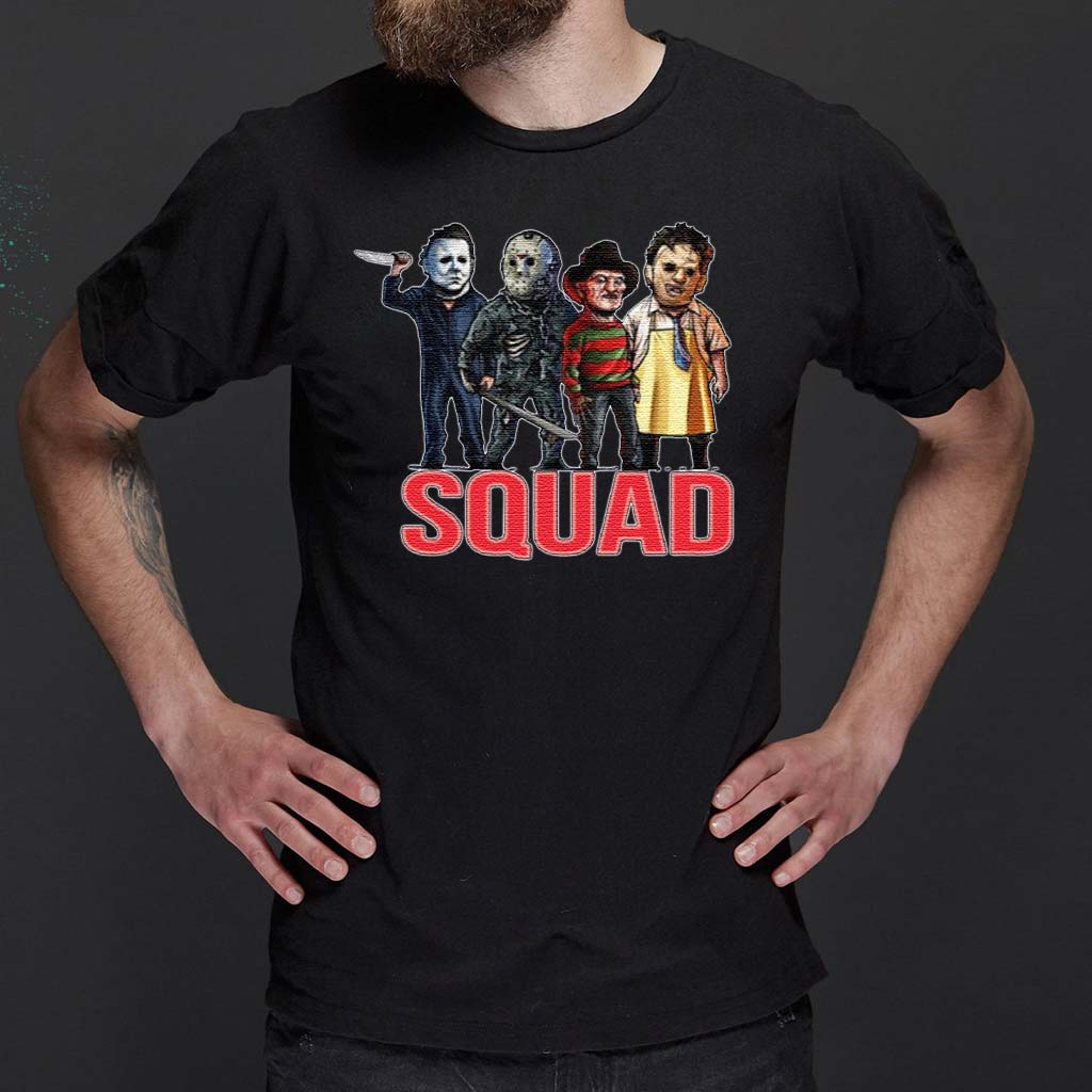 Horror-Squad-Goals-Halloween-T-Shirts