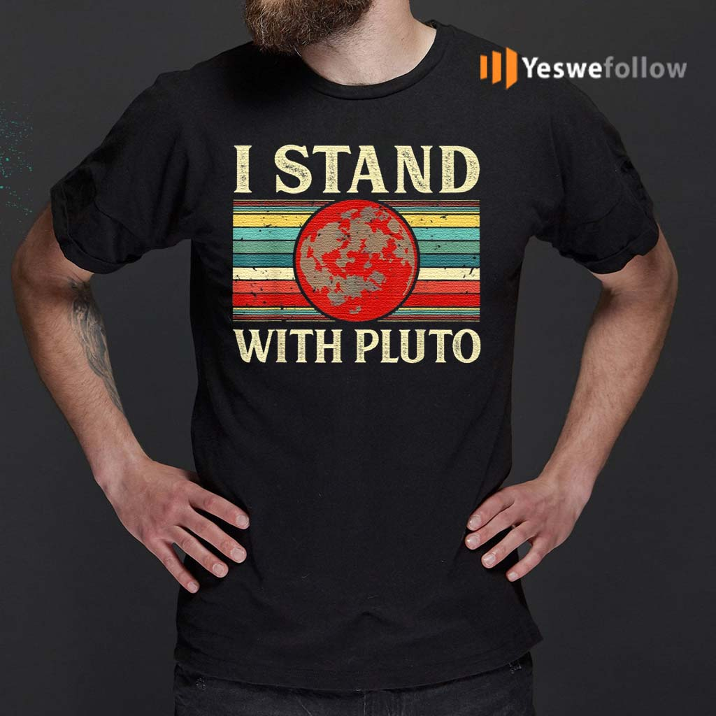 I-Stand-With-Pluto-T-Shirt