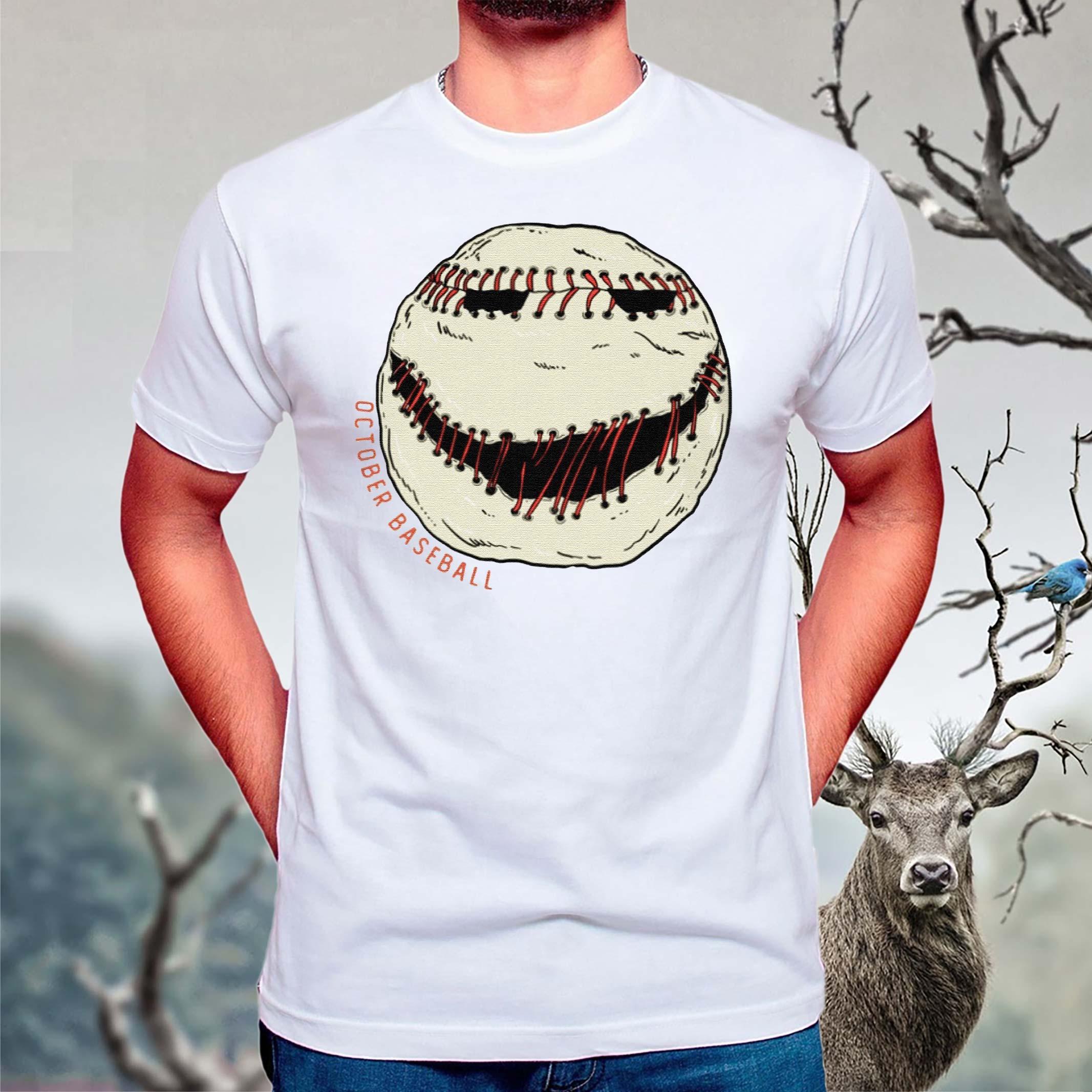 Jack-Skellington-October-Baseball-Shirts