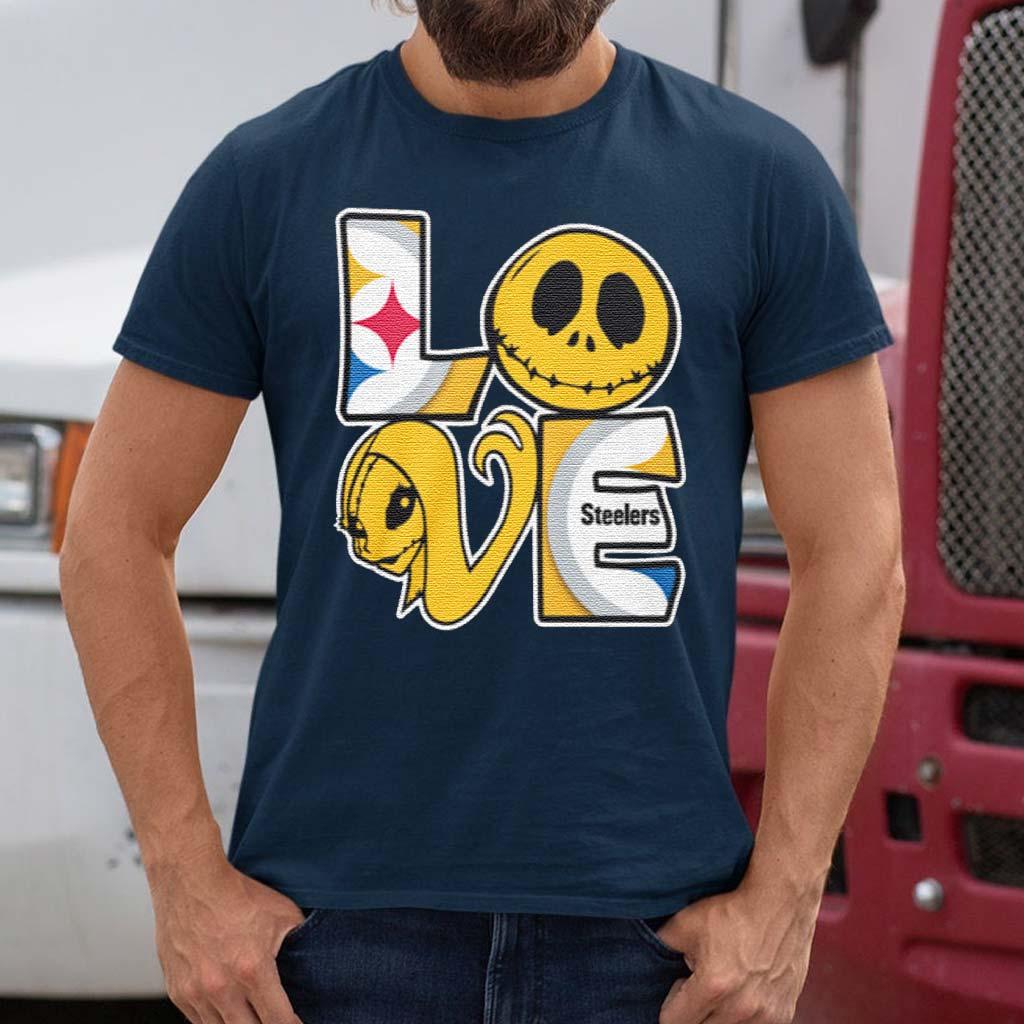 Jack-Skellington-and-Sally-love-Pittsburgh-Steelers-shirts