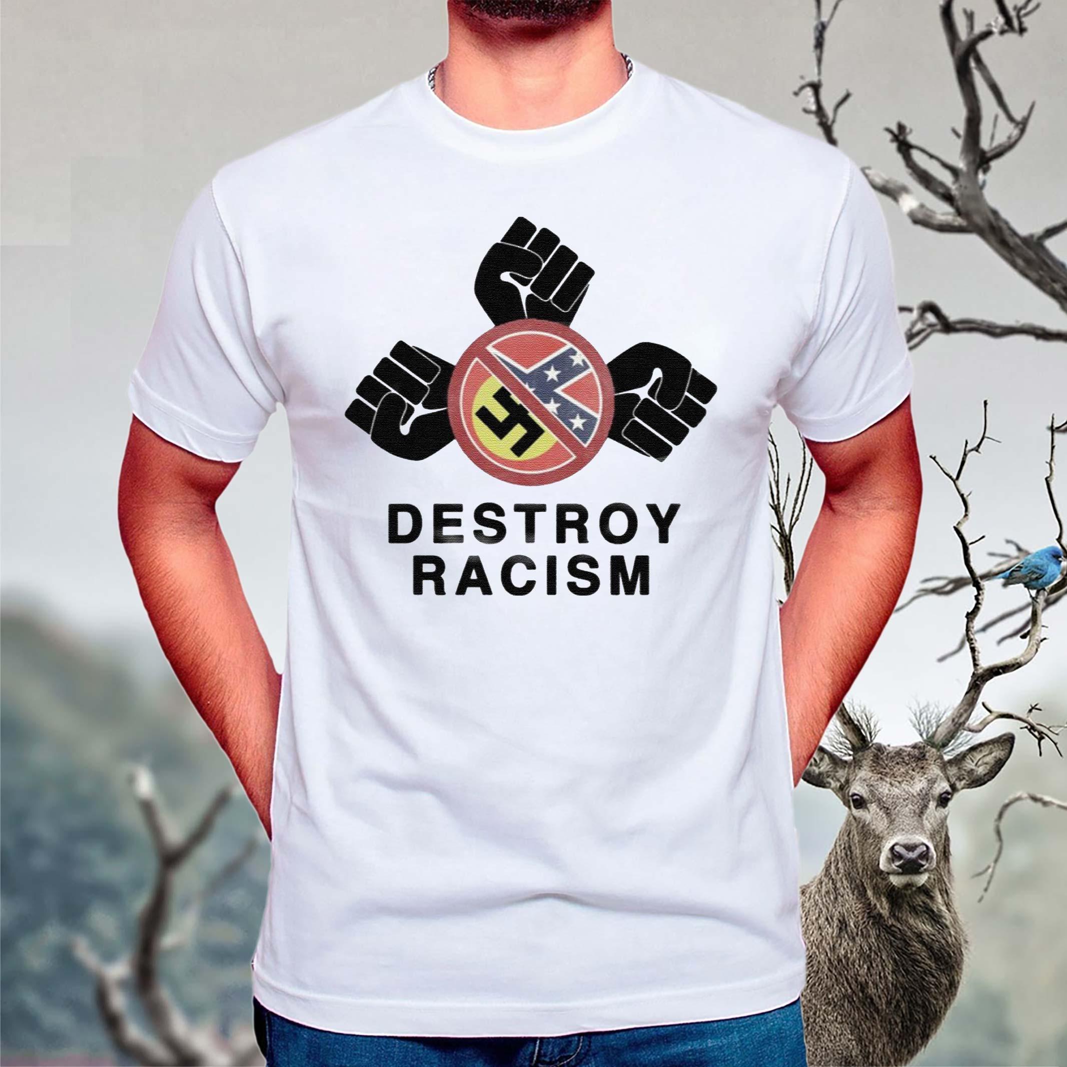 James-Harden-Destroy-Racism-T-Shirt