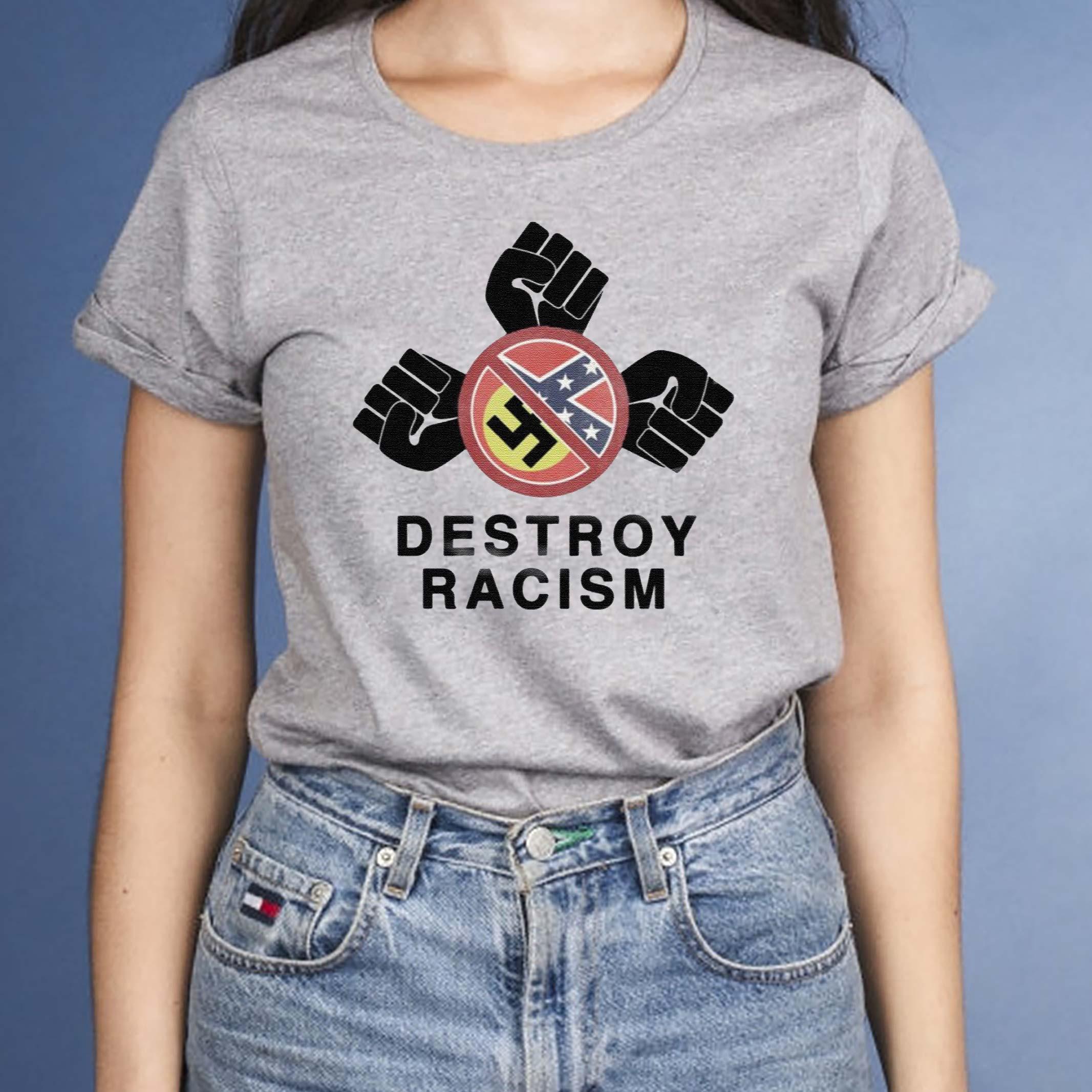 James-Harden-Destroy-Racism-T-Shirts