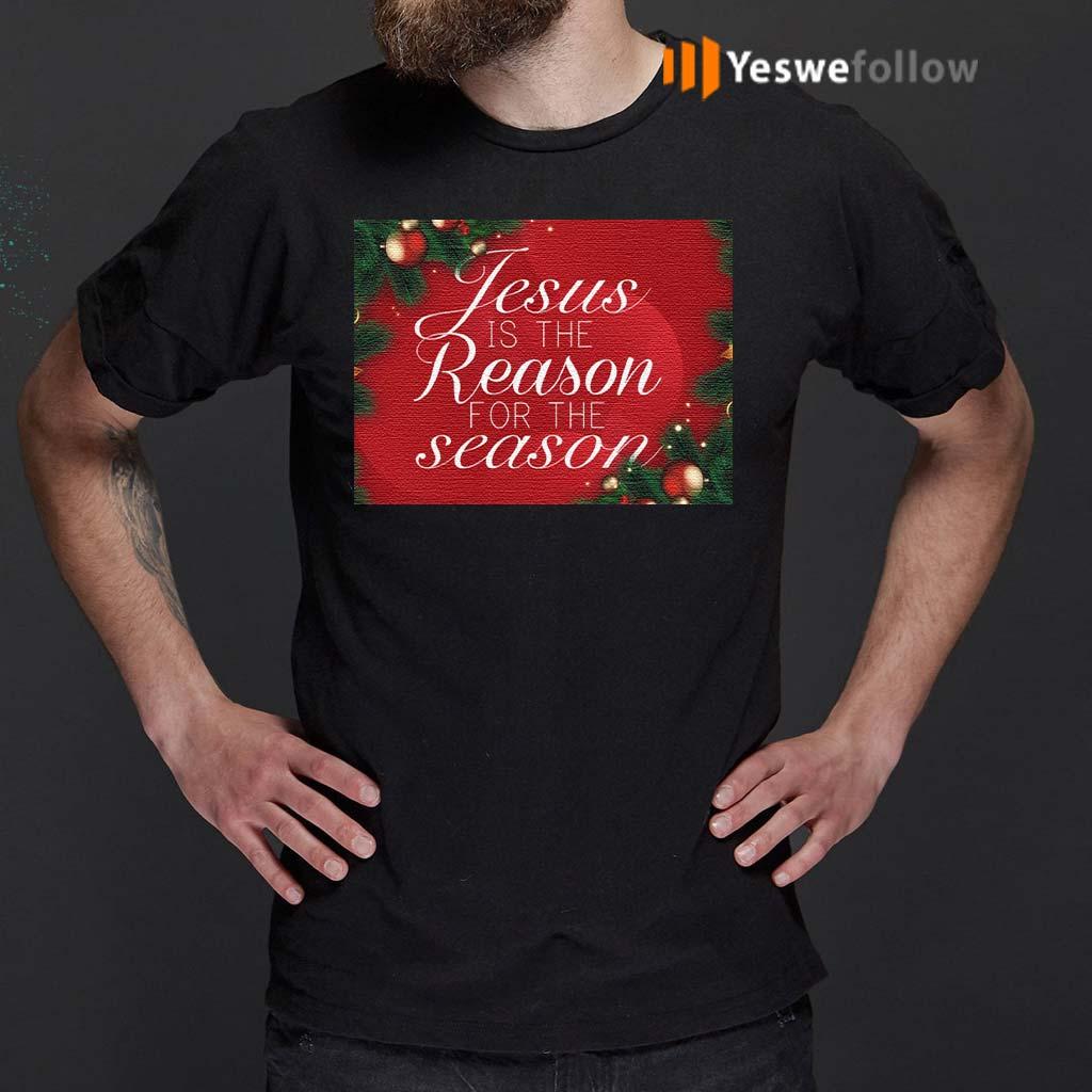 Jesus-Is-The-Reason-For-The-Season-TShirt