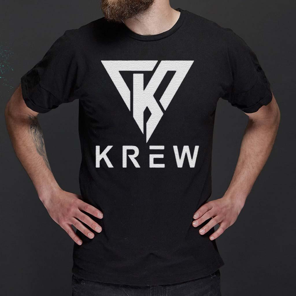 Krew-Logo-T-Shirts