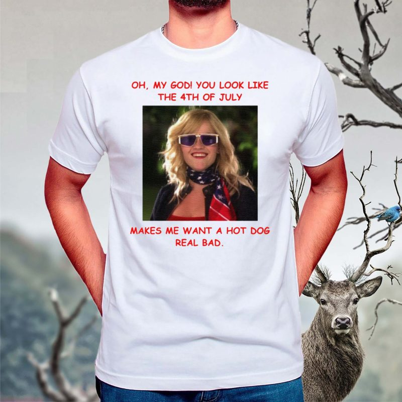 Legally-Blonde-Makes-Me-Want-A-Hot-Dog-Real-Bad-T-Shirts
