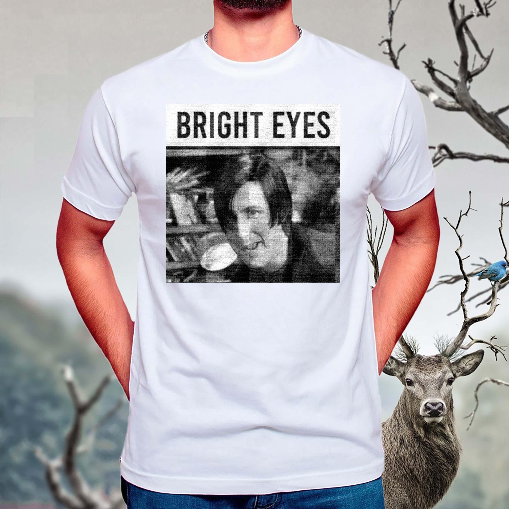 Little-Nicky-bright-eyes-t-shirt