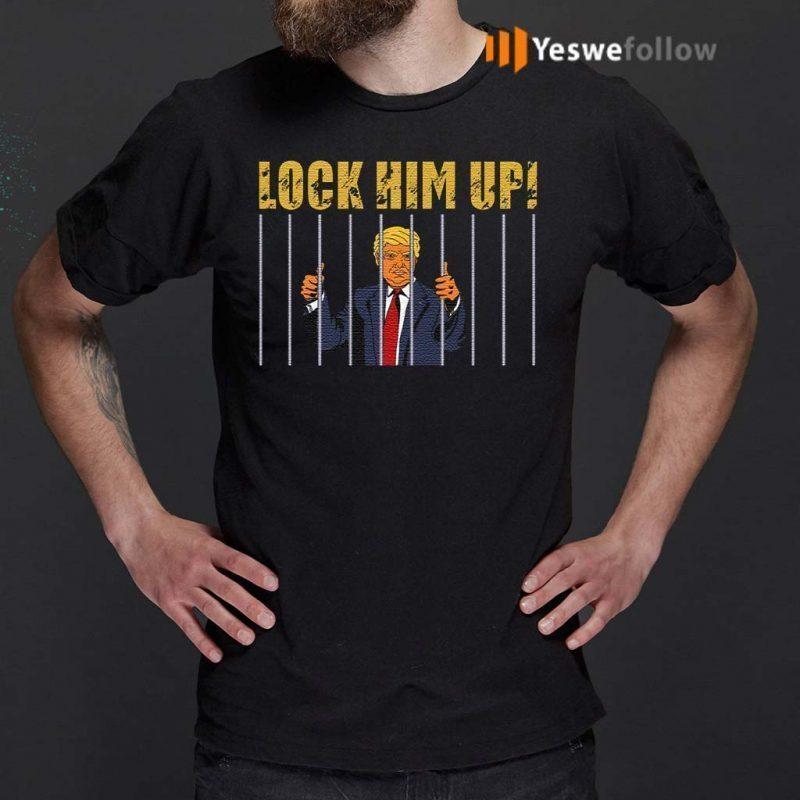Lock-Him-Up-T-Shirt
