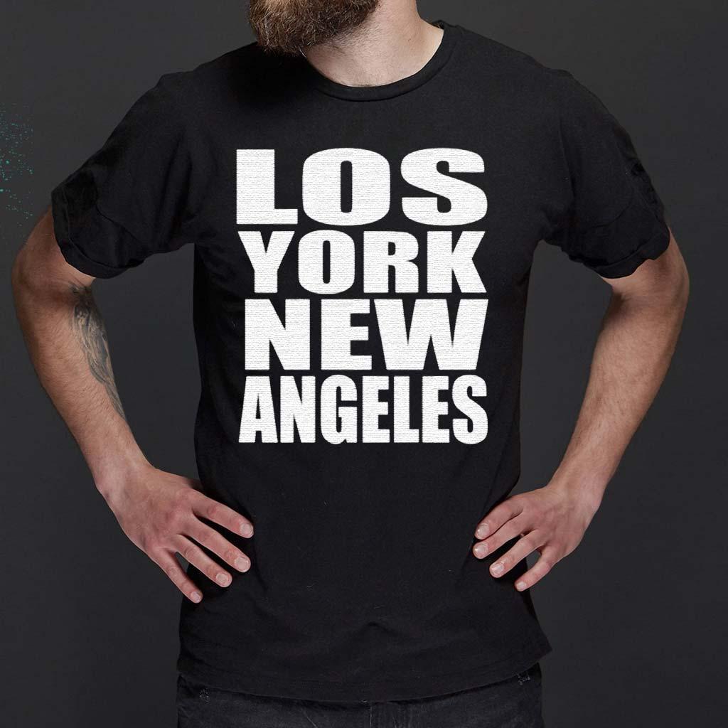 Los-York-Shirt-Los-York-New-Angeles-T-Shirt