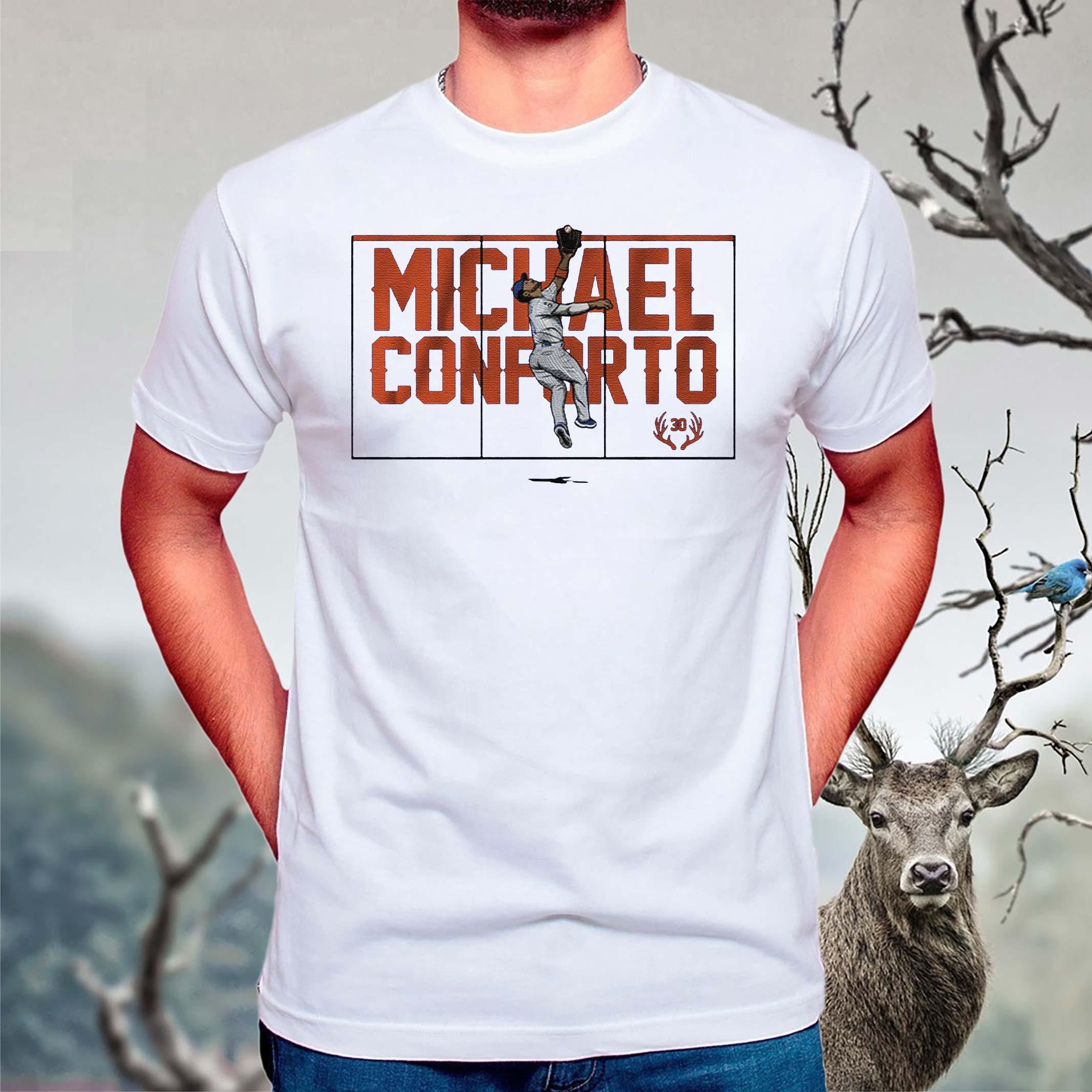 Michael-Conforto-T-Shirts