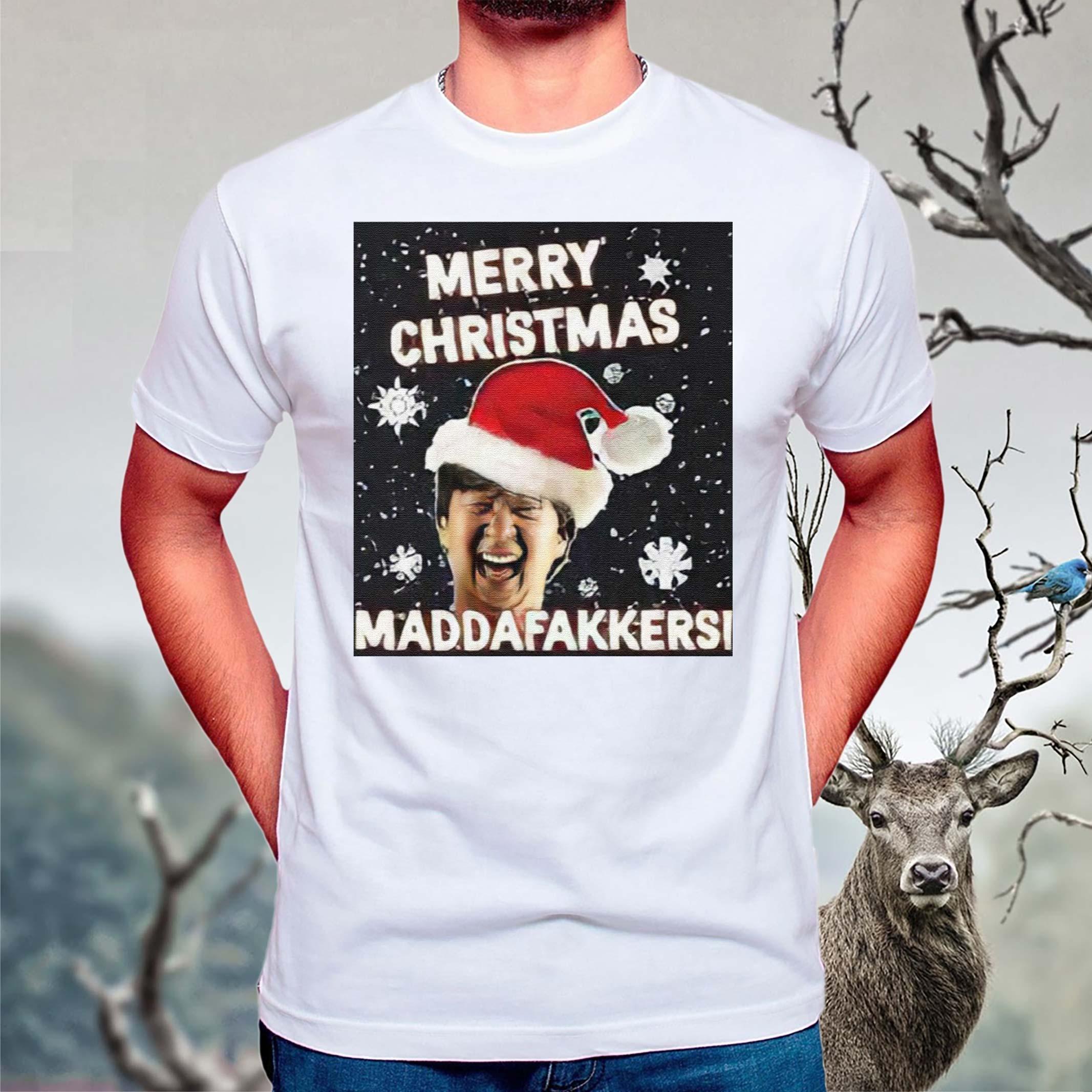Mr-Chow-Hangover-Merry-Christmas-Maddafakkers-T-Shirts