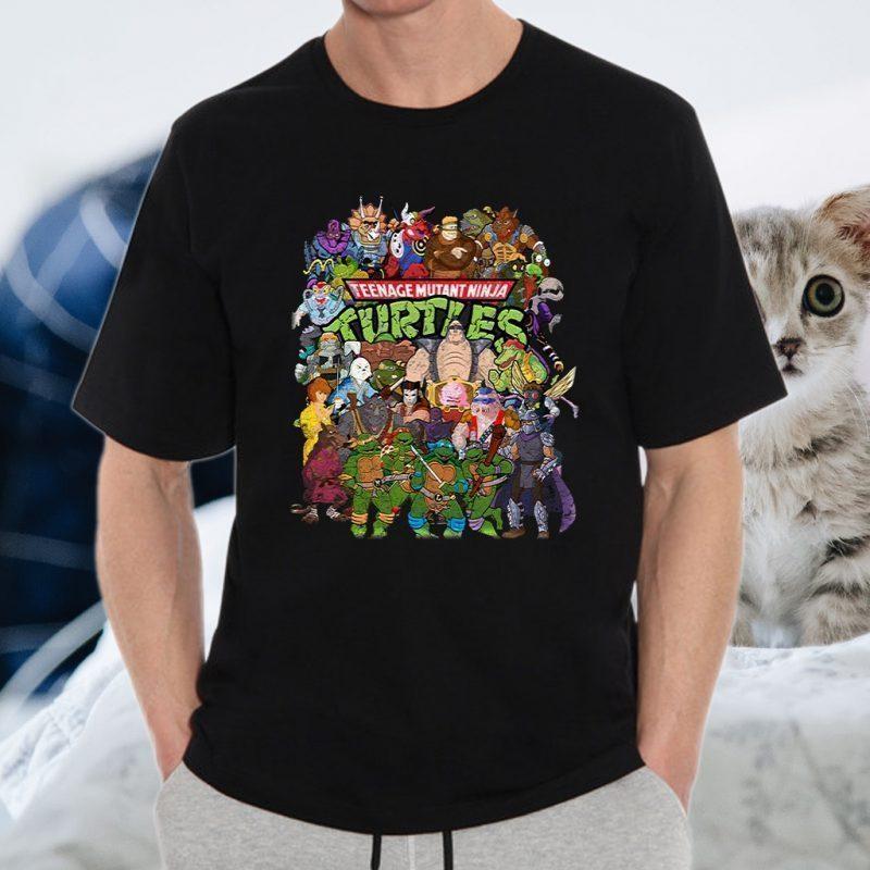 Ninja Turtles GaloreSlim Fit T-Shirts