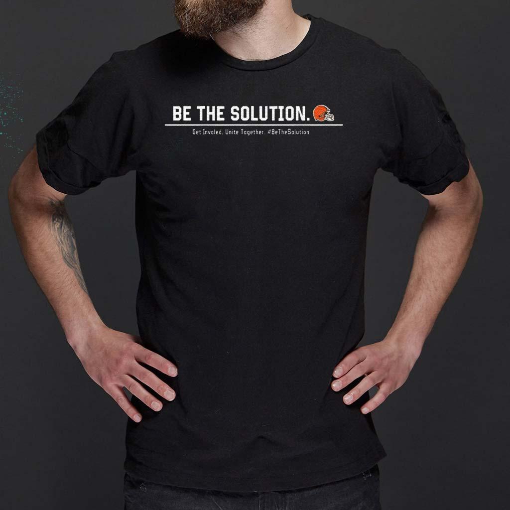 Odell-Beckham-Be-The-Solution-Get-Involved-Unite-Together-Shirts