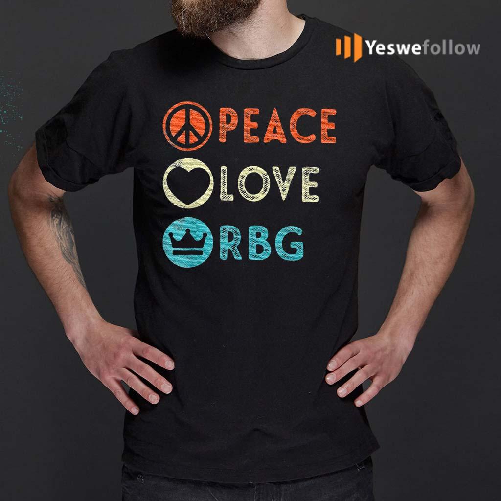 Peace-love-RBG-shirt-notorious-rbg-shirt