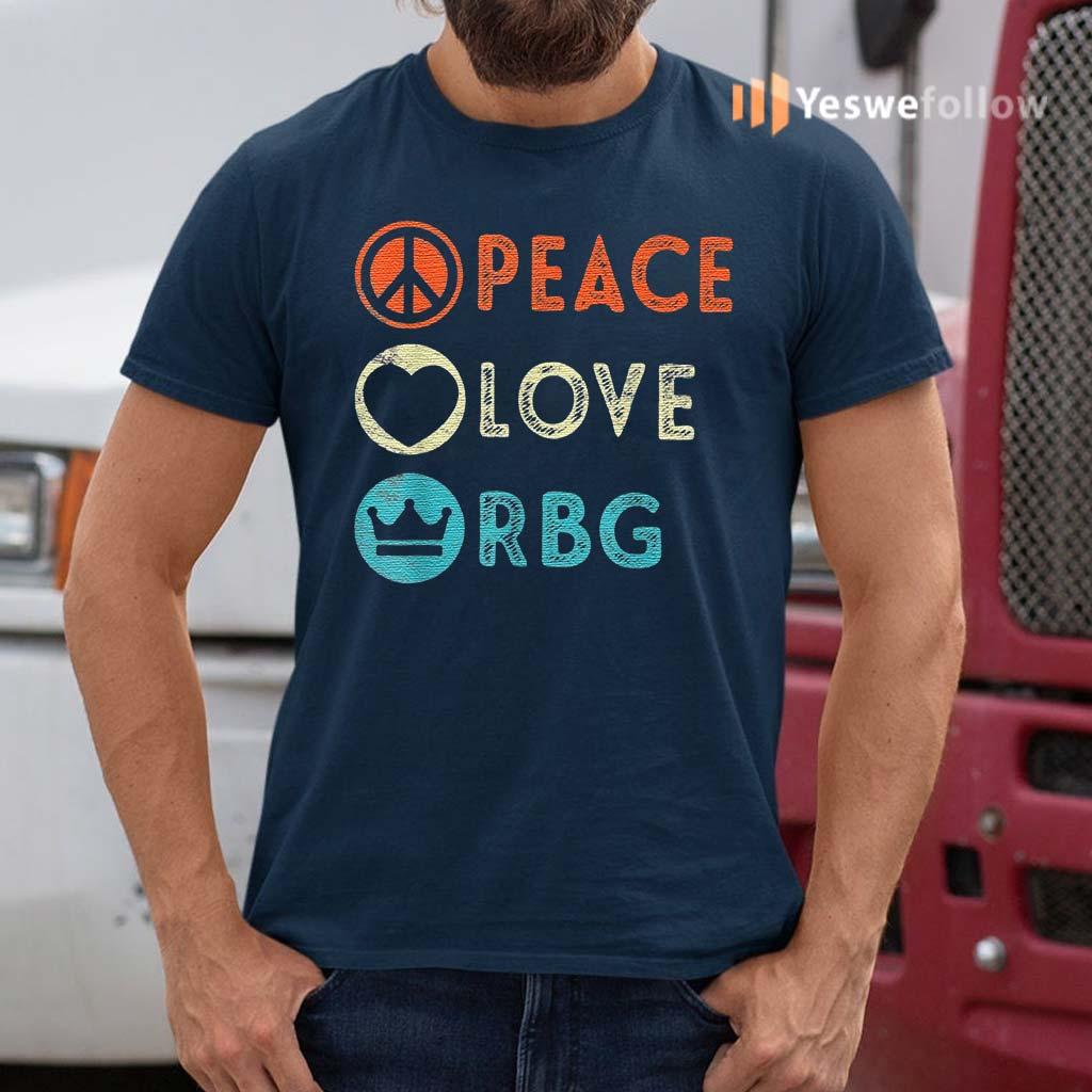 Peace-love-RBG-shirt-notorious-rbg-shirts