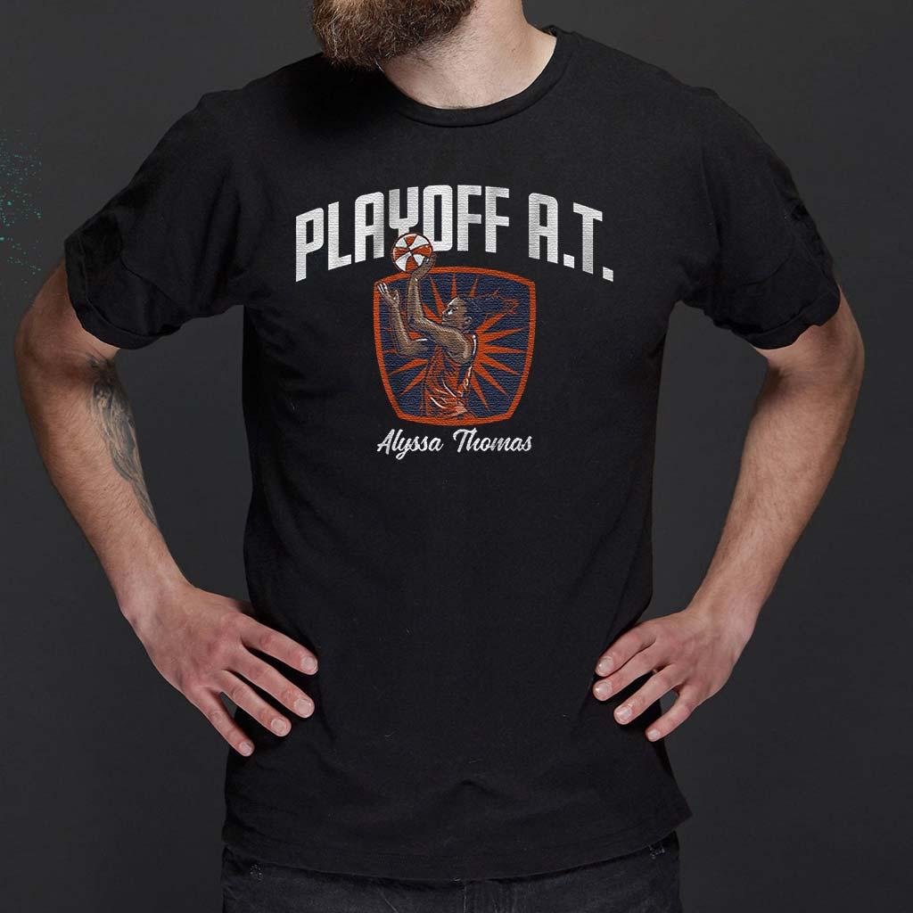 Playoff-At-Alyssa-Thomas-T-Shirt