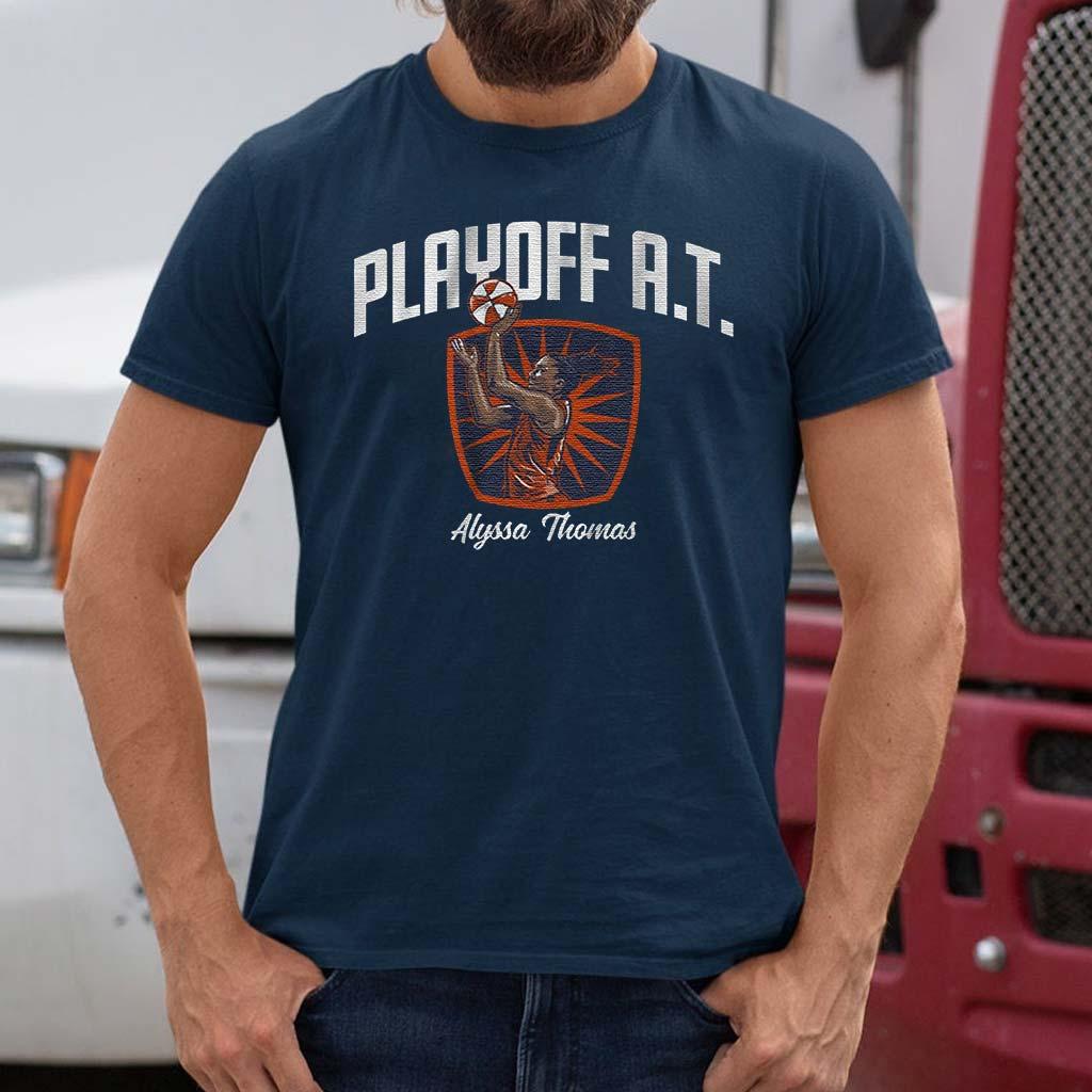 Playoff-At-Alyssa-Thomas-T-Shirts