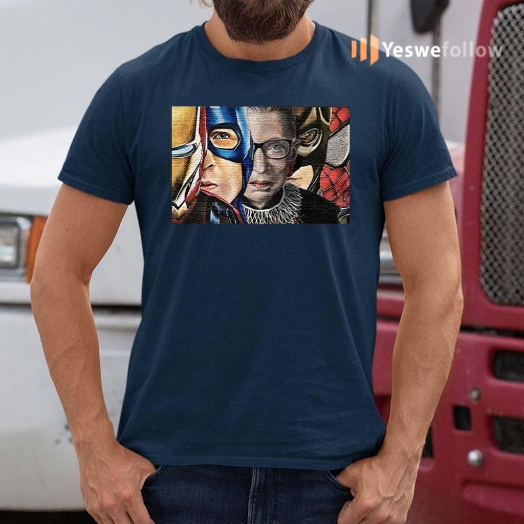 RGB-Avengers-T-Shirt