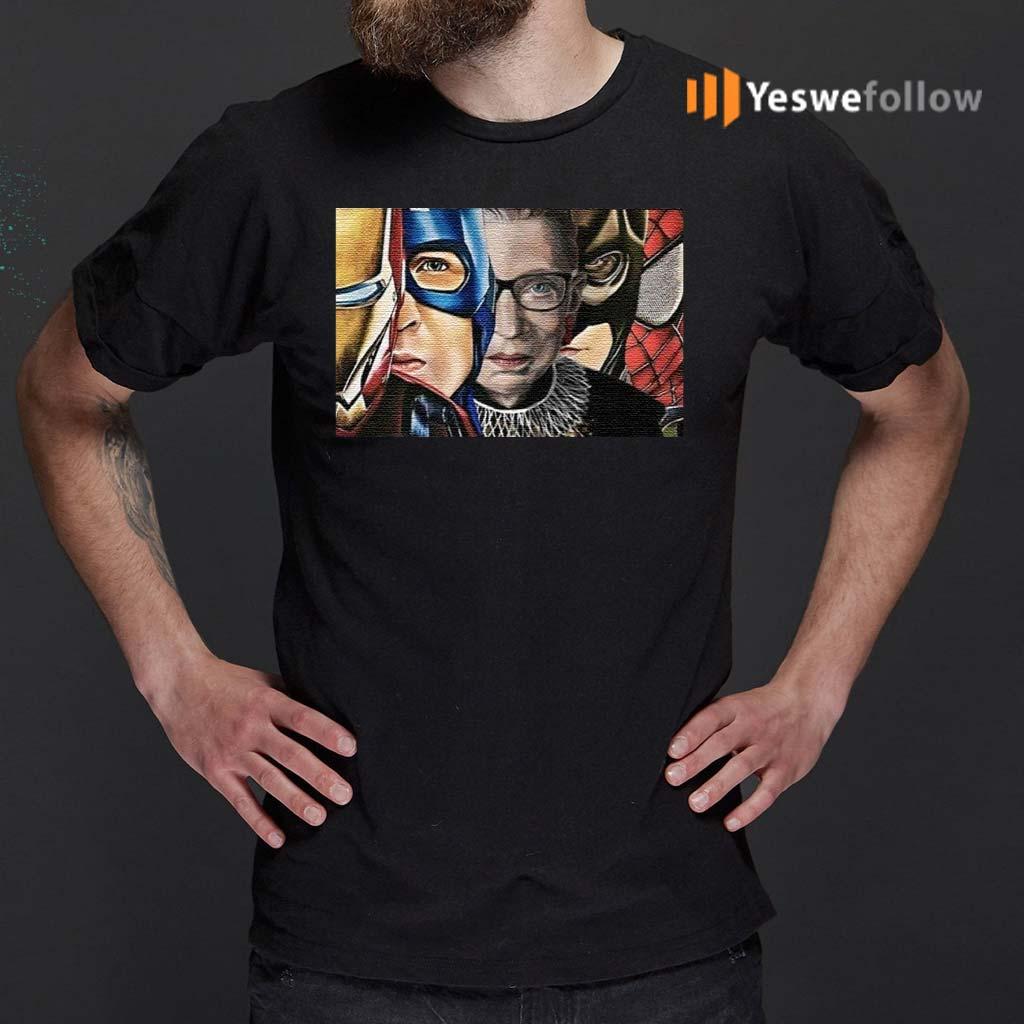 RGB-Avengers-T-Shirts