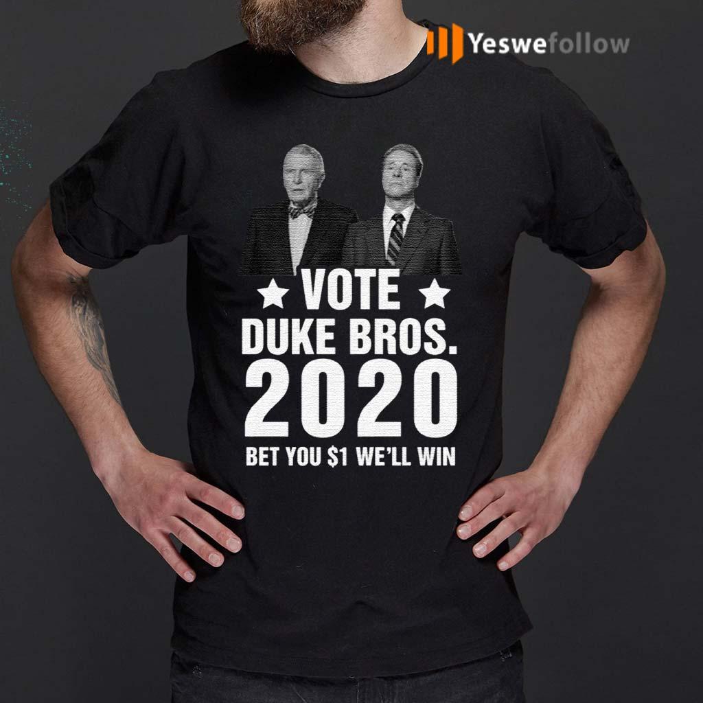 Randolph-And-Mortimer-Duke-Vote-Duke-Bros-2020-Shirts