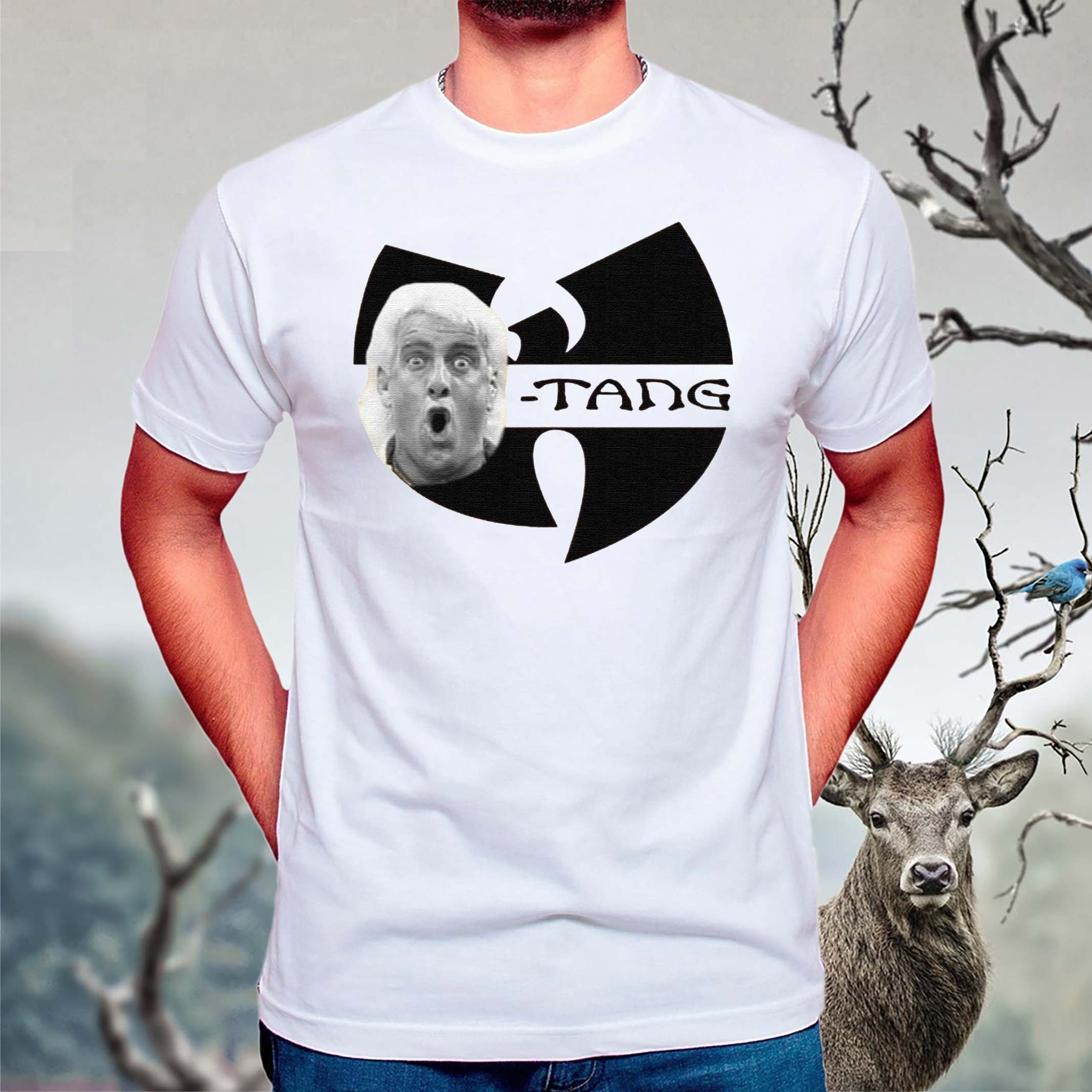 Ric-Flair-Wu-Tang-Clan-Shirt