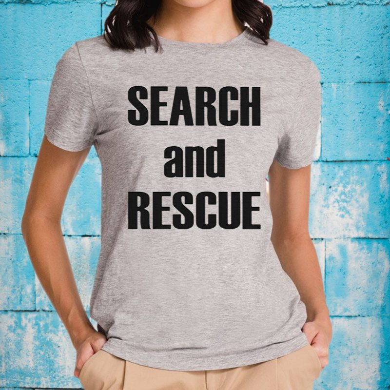 Search and rescue shirts