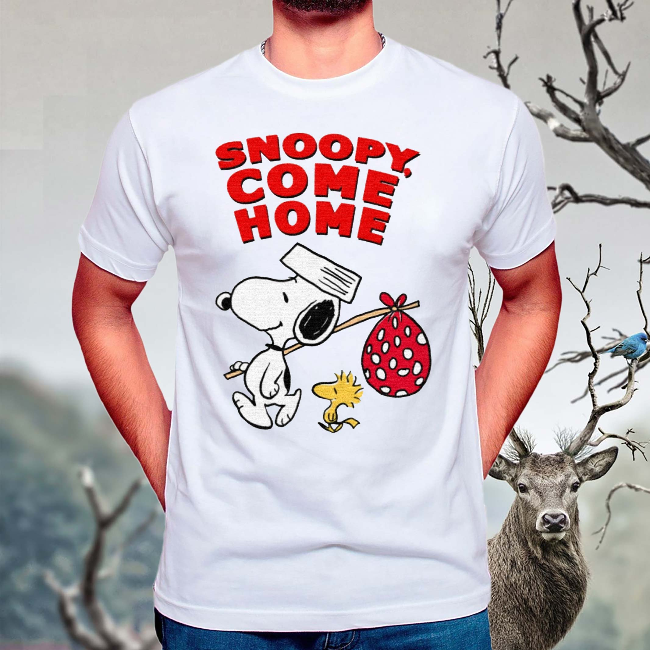 Snoopy-Come-Home-Shirt