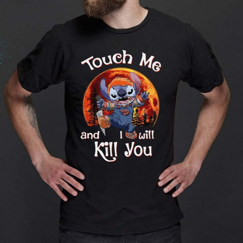 Stitch-Chucky-Touch-Me-And-I-Will-Kill-You-Halloween-TShirt